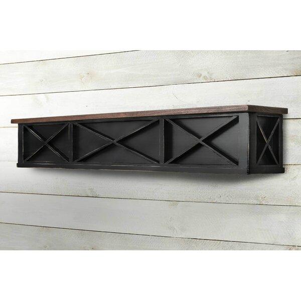 Cottage Fireplace Shelf Mantel By Ornamental Designs