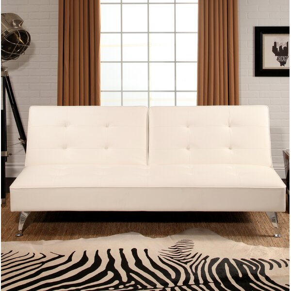 Grimsley Convertible Sofa by Ivy Bronx