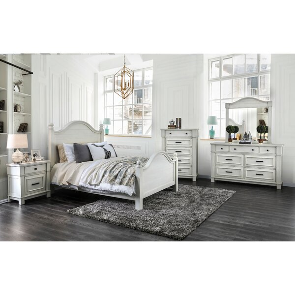 Bruno Standard Configurable Bedroom Set by Longshore Tides