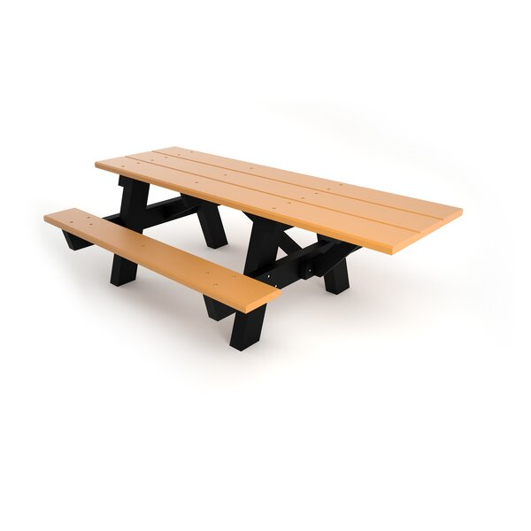 A-Frame Picnic Table by Frog Furnishings