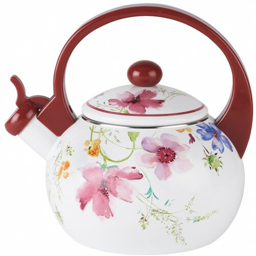 Mariefleur 2.1-qt. Tea Kettle by Villeroy & Boch
