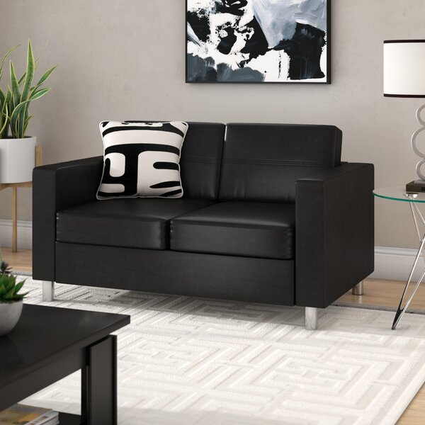 Desantiago Loveseat by Ebern Designs