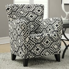 Abstract Armchair by Monarch Specialties Inc.