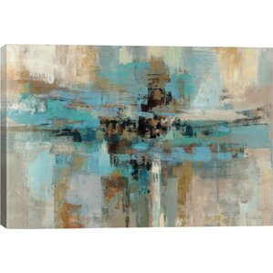 Morning Fjord Canvas Print