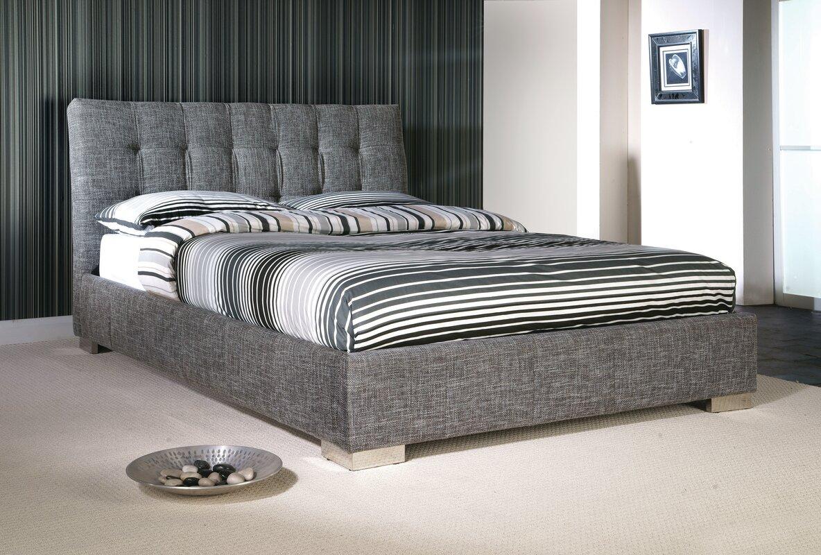 limelight ophelia upholstered bed frame  reviews  wayfaircouk - defaultname