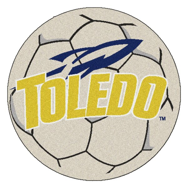 NCAA University of Toledo Soccer Ball by FANMATS