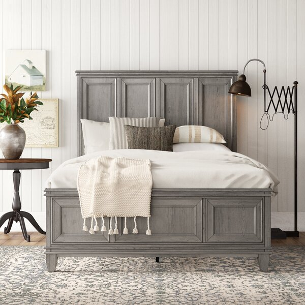 Hazzard Standard Bed by Charlton Home