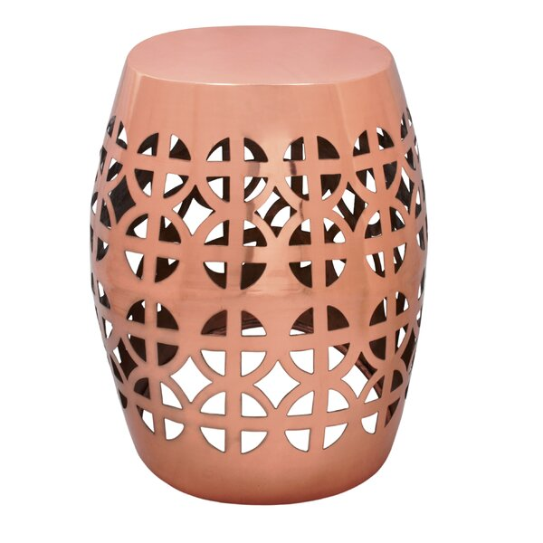 Ziggie Garden Stool by Zipcode Design