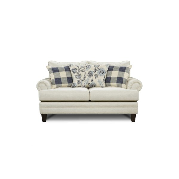 Shillings Loveseat by Charlton Home