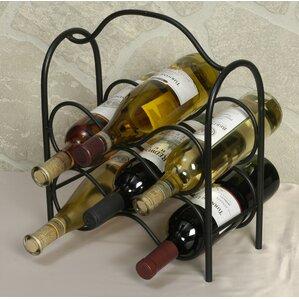 Ledbetter 6 Bottle Tabletop Wine Rack by Winston Porter