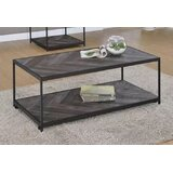 Alcron Coffee Table with Storage by 17 Stories