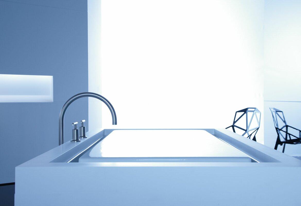 Dorable Kohler Sok Tub Model - Bathroom and Shower Ideas - purosion.com