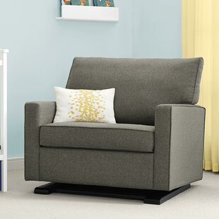 Wortham Chair and a Half Glider & Chair And A Half Glider Rocker | Wayfair