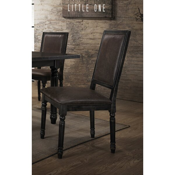 #1 Lyons Dining Chair (Set Of 2) By Gracie Oaks Savings