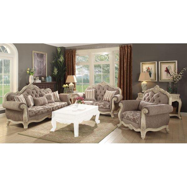 Perdomo 3 Piece Living Room Set By Astoria Grand