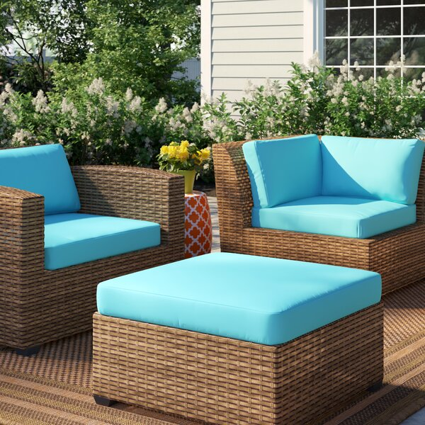 18 Piece Outdoor Lounge Chair Cushion Set