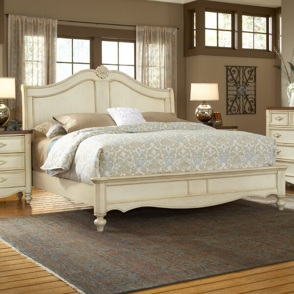 Brecon Sleigh Bed by One Allium Way