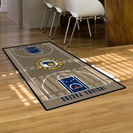 NBA - Indiana Pacers NBA Court Runner Doormat by FANMATS
