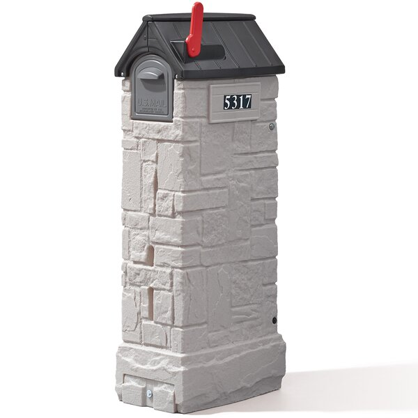MailMaster Locking Column Box by Step2