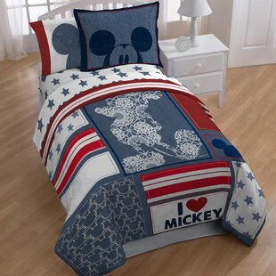 Lovely Puppy Toddler Bedding | Wayfair LT17