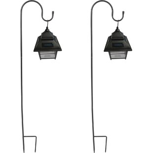 Find the perfect Hanging Solar 1-Light Pathway Light (Set of 2) By Winsome House