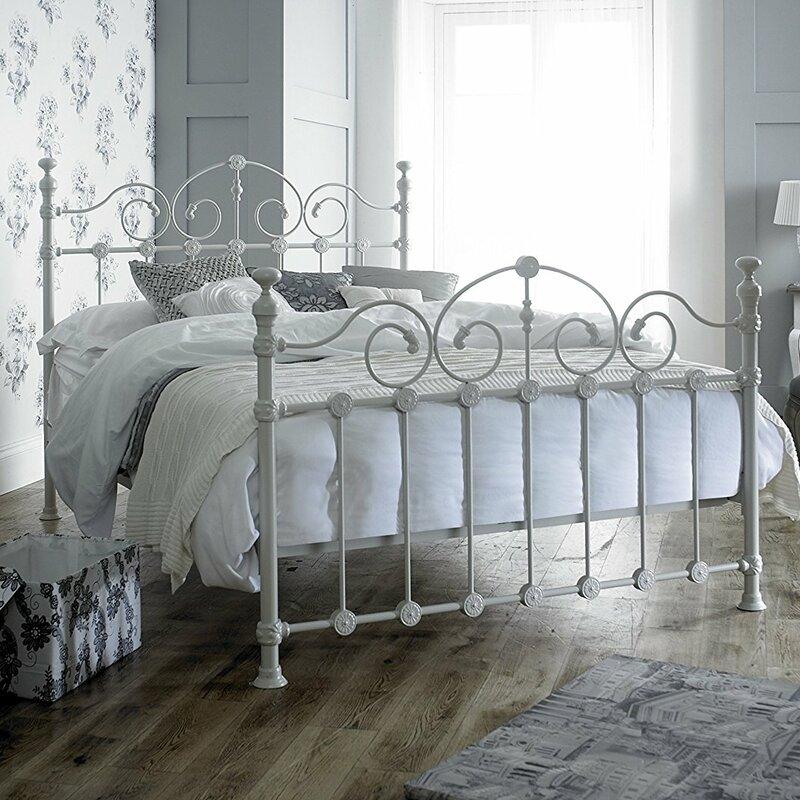 Louisiana Double Bed Frame