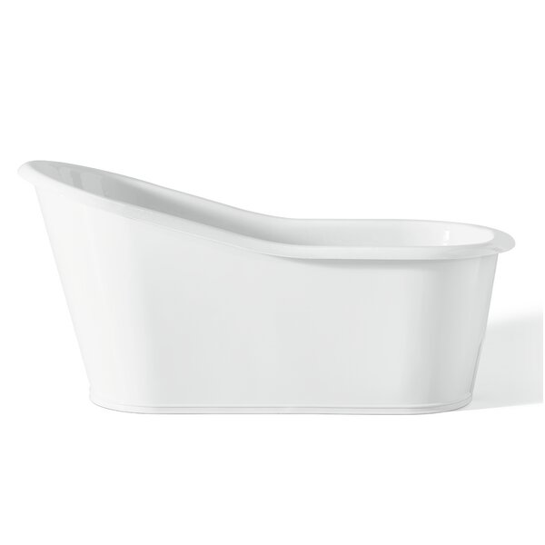 Dakota 68 x 30 Soaking Bathtub by Cheviot Products