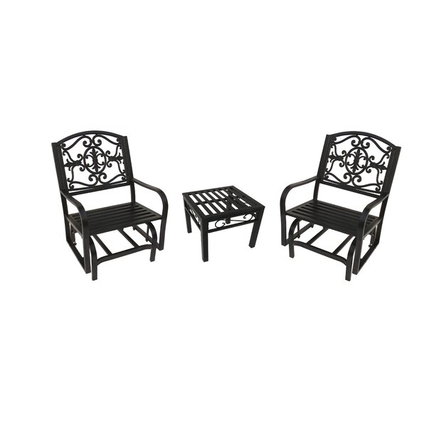 Lakeville 3 Piece Conversation Set by Oakland Living