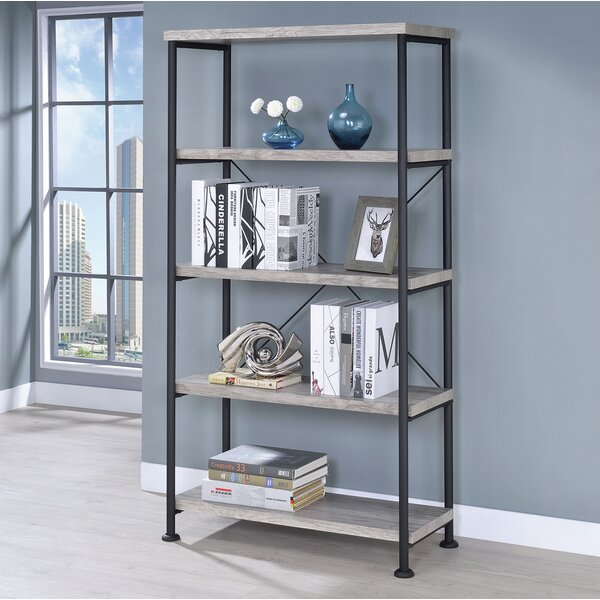 Rubio Etagere Bookcase By Gracie Oaks