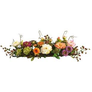 Faux flowers joss main silk flower mixed peony centerpiece mightylinksfo