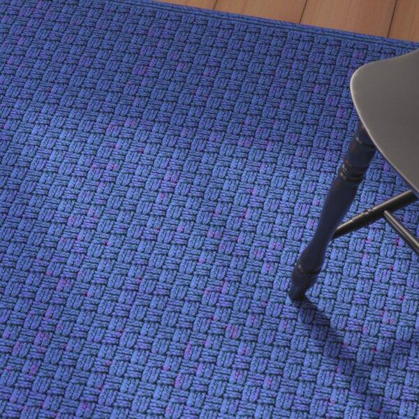 Myrtle Hand-Woven Blue Indoor/Outdoor Area Rug by August Grove