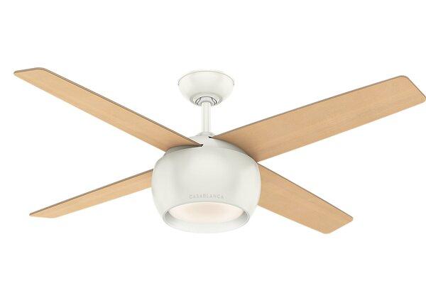 54 Valby 4 Blade LED Ceiling Fan by Casablanca Fan