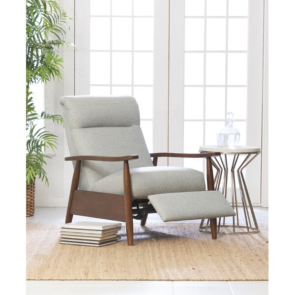 Noemi High Leg Reclining Chair by Corrigan Studio