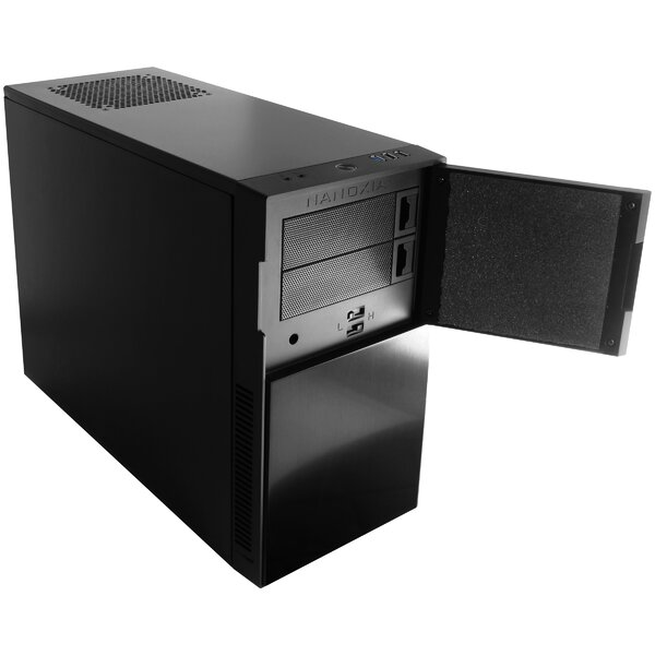 Nanoxia 19.25 H x 7.75 W Desk CPU Holder by Eagle Tech