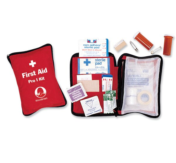 Pro I  First Aid Kit by Stansport
