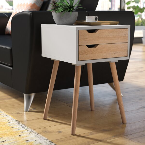Stella Pocket End Table by Langley Street