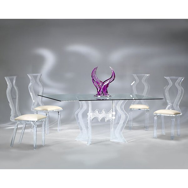 Monaco Dining Table by Muniz