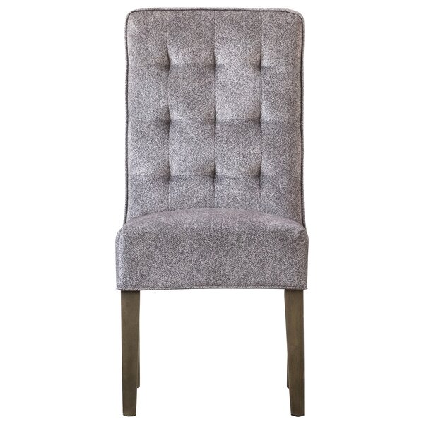 Winterbourne Upholstered Dining Chair (Set of 2) by Loon Peak