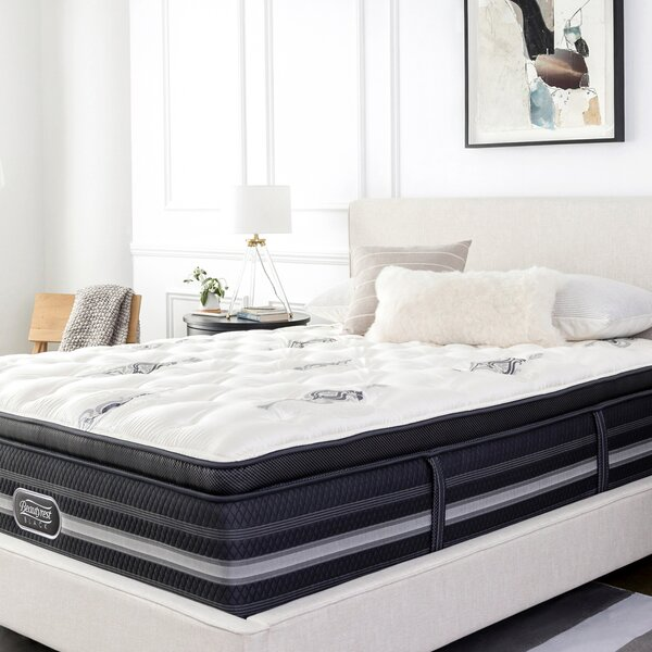Beautyrest Black Sonya 18 Firm Pillow Top Mattress by Simmons Beautyrest