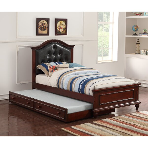 Dasilva Twin Platform Bed with Trundle by Harriet Bee