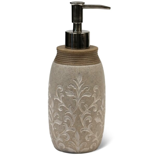 Breitkoff Lotion Dispenser by Fleur De Lis Living