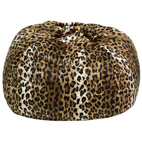 Safari Bean Bag Chair by Gold Medal Bean Bags