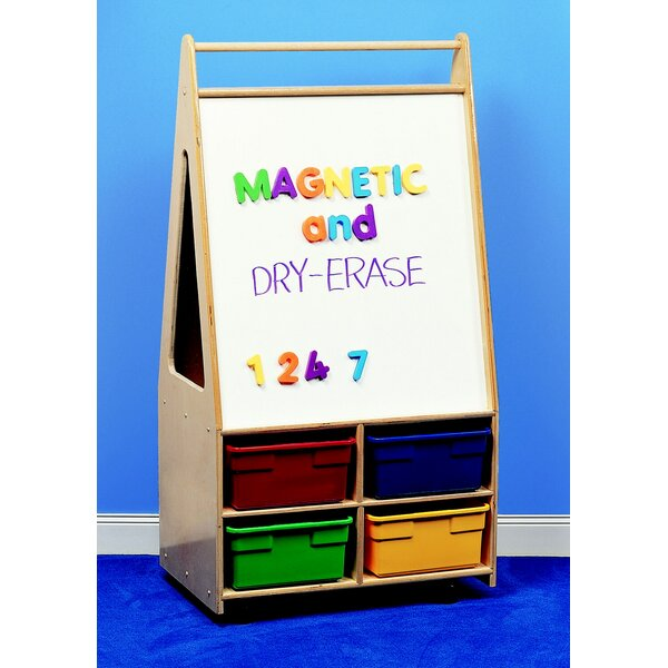 Magnetic Board Easel by Childcraft