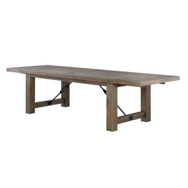 Middleham Solid Wood Dining Table By Gracie Oaks