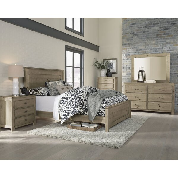 #1 Sedgefield Standard Configurable Bedroom Set By Three Posts 2019 Coupon