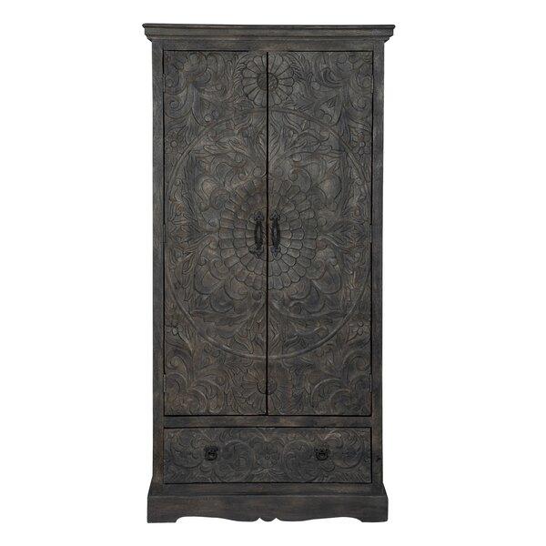 Gatsby 2 Door Wardrobe by Feminine French Country