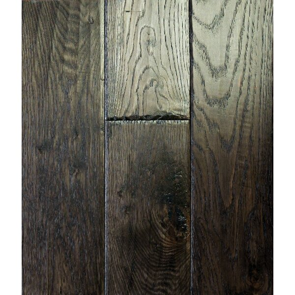 Smokehouse 4.75 Solid Oak Hardwood Flooring in Austin by Albero Valley