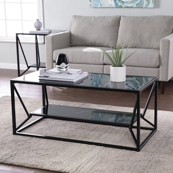 2 Piece Coffee Table Set by 17 Stories 17 Stories