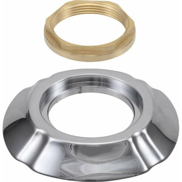 Addison Handle Base with Gasket and Nut by Delta