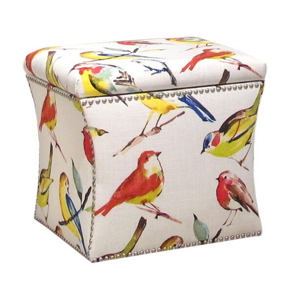 Armington Birdwatcher Storage Ottoman by Red Barrel Studio